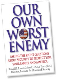 Book cover: Our Own Worst Enemy